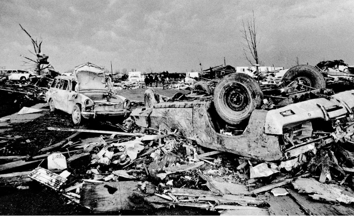 april 3 1974 the xenia tornado that forever changed us jeff