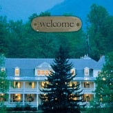 Balsam Mountain Inn travel feature